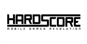 Hardscore Mobile Games Revolution Logo